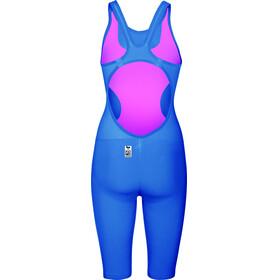 arena Powerskin R-Evo One - Bañador Mujer - azul